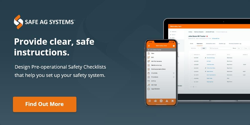 CTA - Safety Checklist