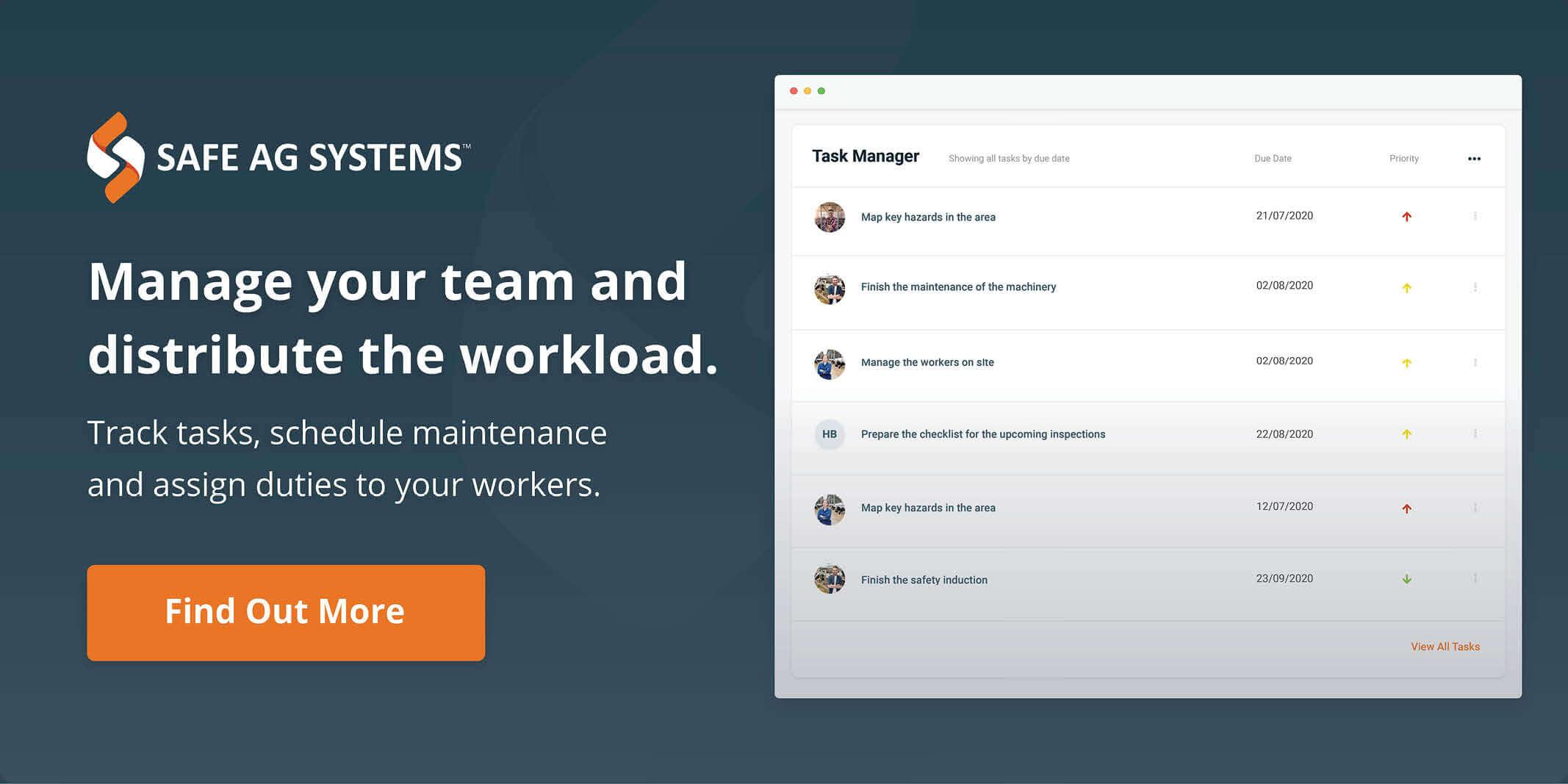 CTA - Task Management