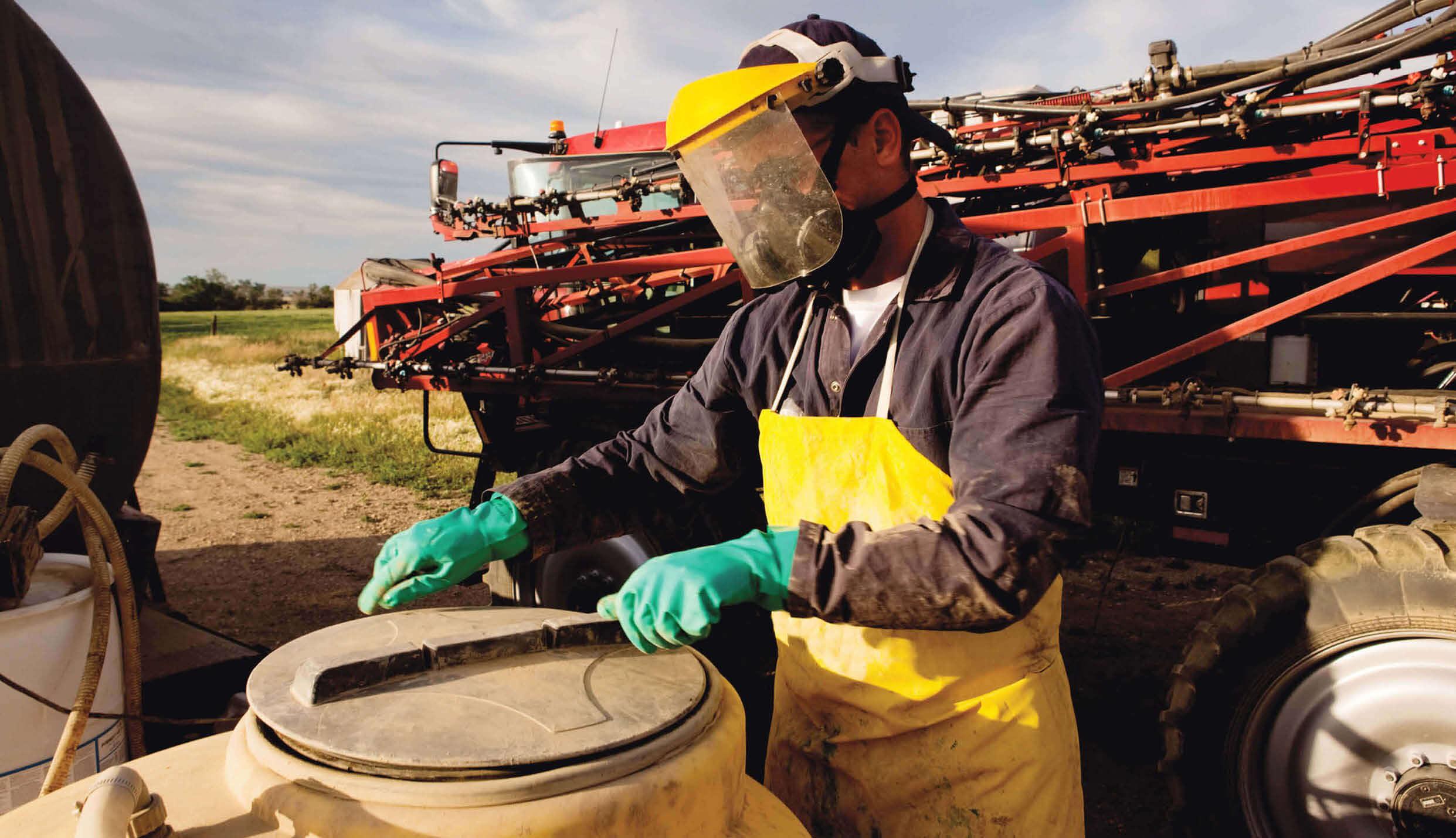 Chemical Handling - istock