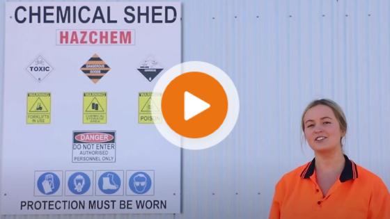 PPE instruction video thumbnail