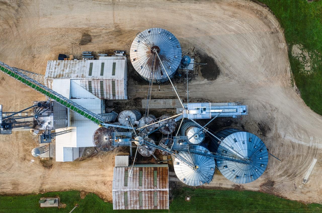 confined spaces silo