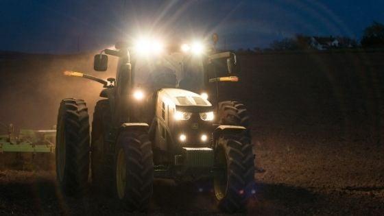 iStock Tractor - edm