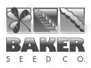 Baker Seed Co Logo BW