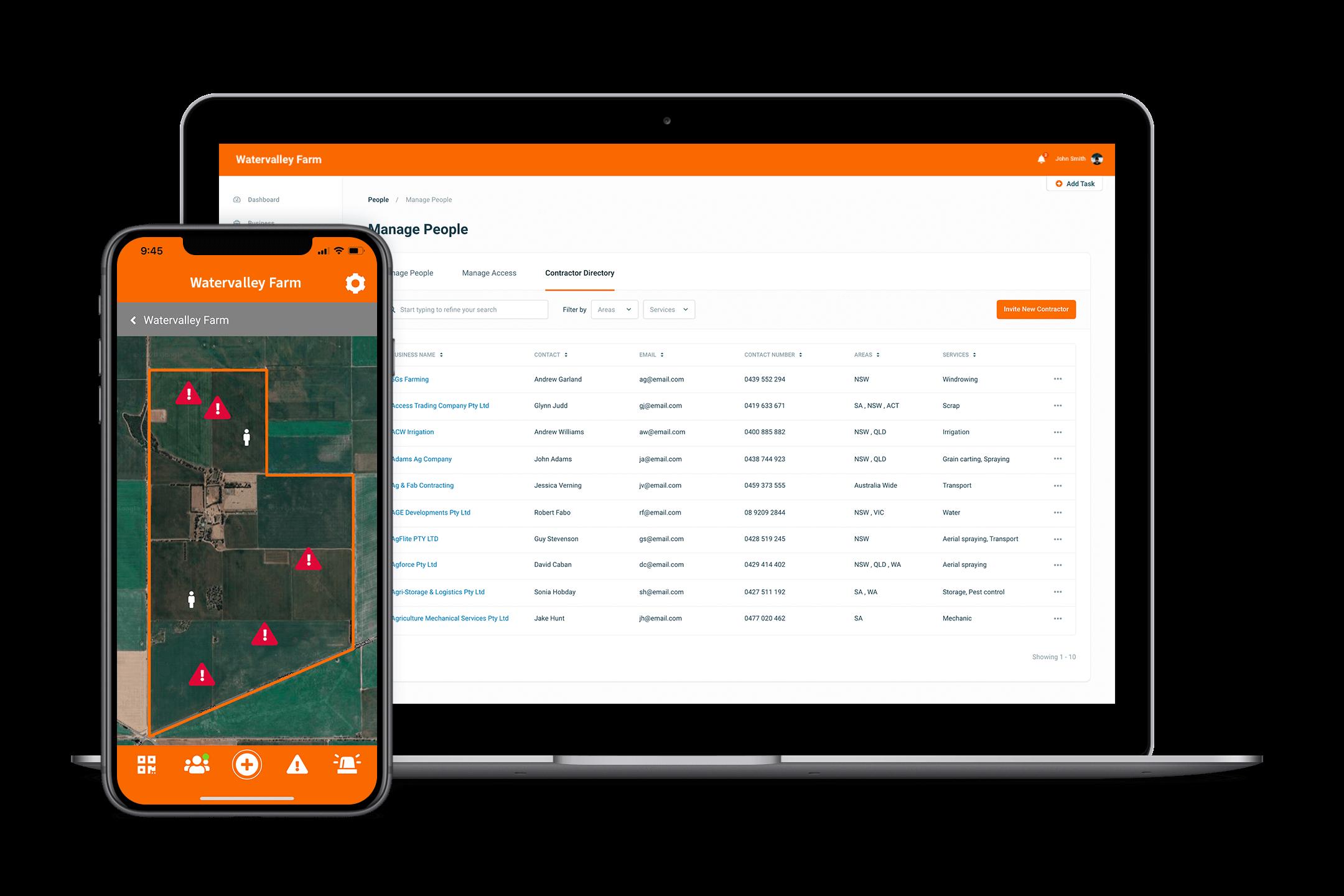 contractor-directory-hazardmap