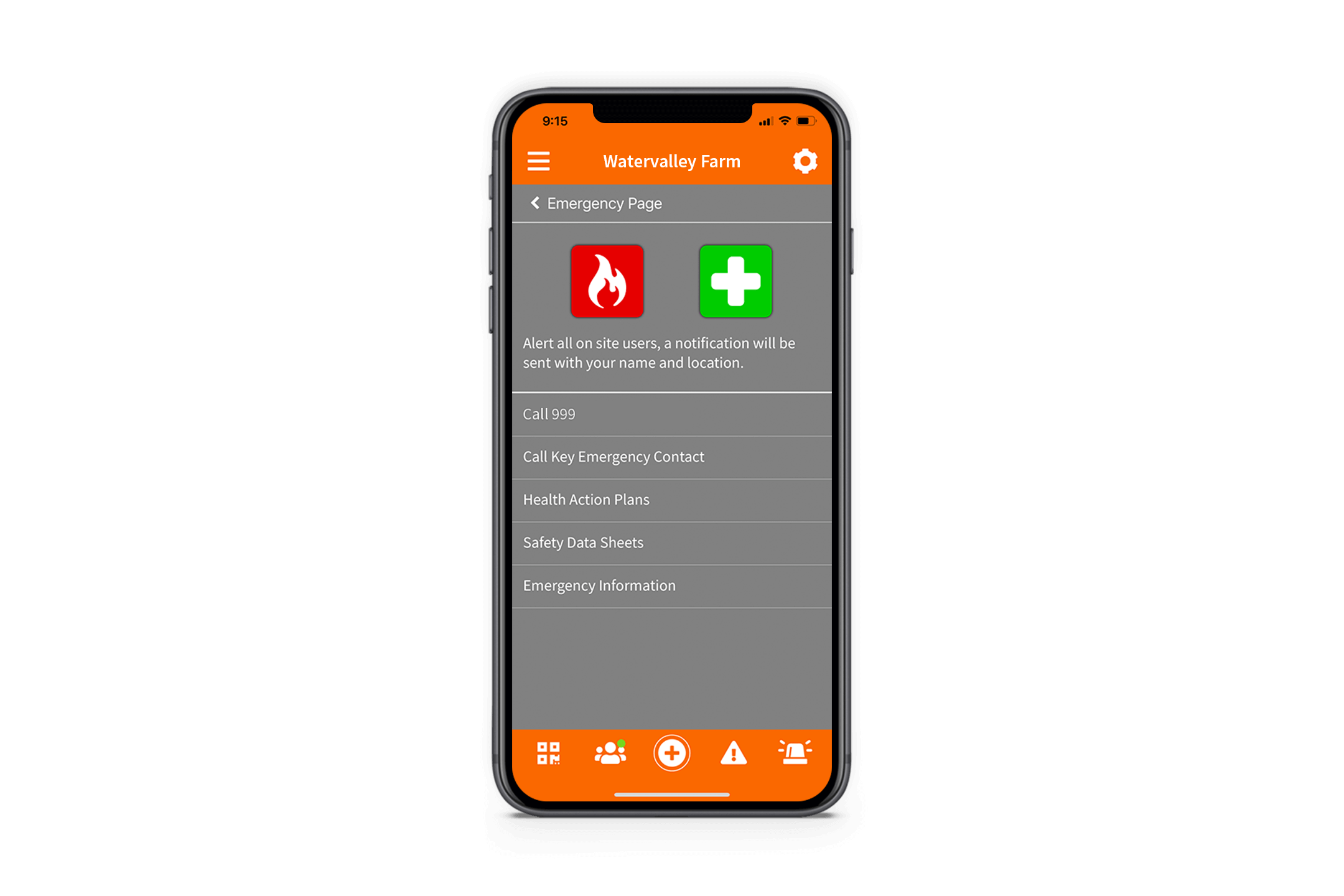 emergency-mobile UK